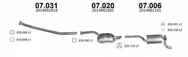 MERCEDES 190 2.0 D