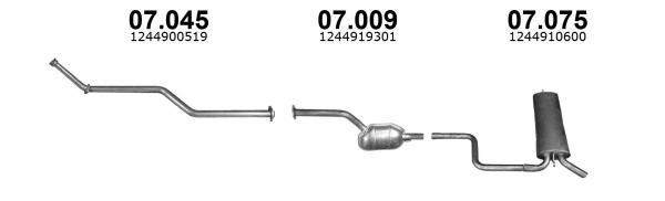 MERCEDES 200-T124 2.0 D