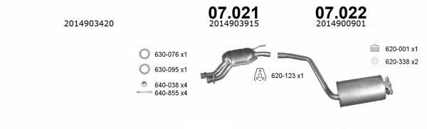 MERCEDES 190 2.0E