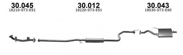 HONDA CIVIC 1.5i VTEC-E-16V