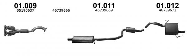 ALFA ROMEO 147 2.0 Twin Spark 16V