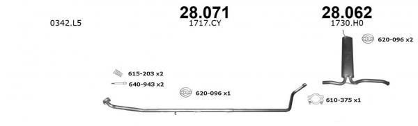 PEUGEOT 107 1.0i-12V