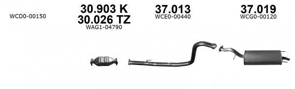 MG-ROVER MG ZR 2.0 TDi